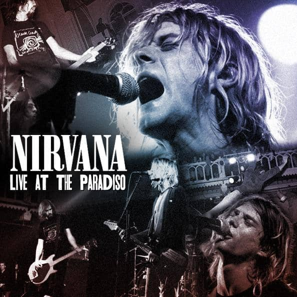 Nirvana - Live at Paradiso 1991