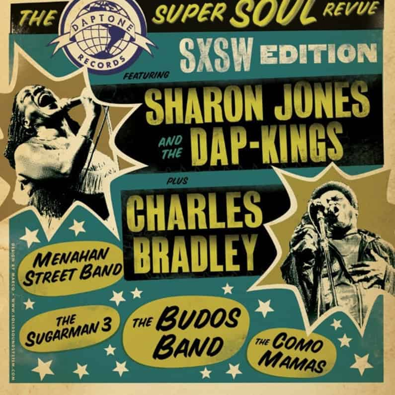 Sharon Jones - Super Soul Revue