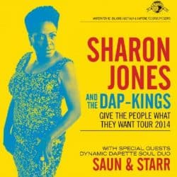Sharon Jones & the Dap-Kings | Concert Give the People What They Want: Live at AB '14