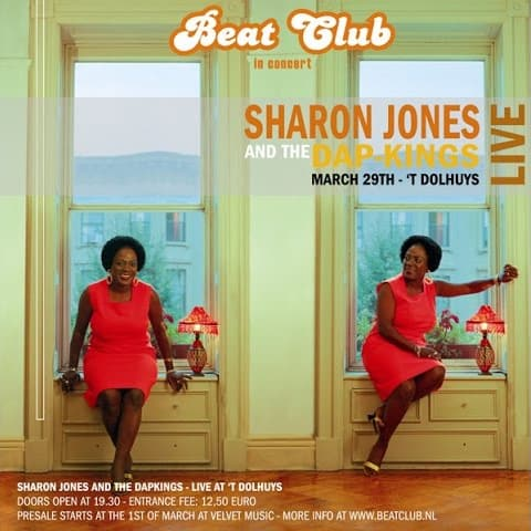 Sharon Jones & the Dap Kings - Concert Live at the BeatClub 2005