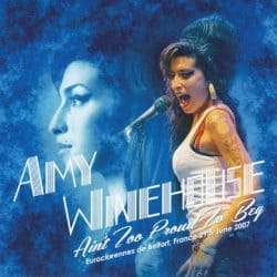 Amy Winehouse | Konzert Back to Black Tour: Live @ Eurockéennes de Belfort Festival '07 | 15+