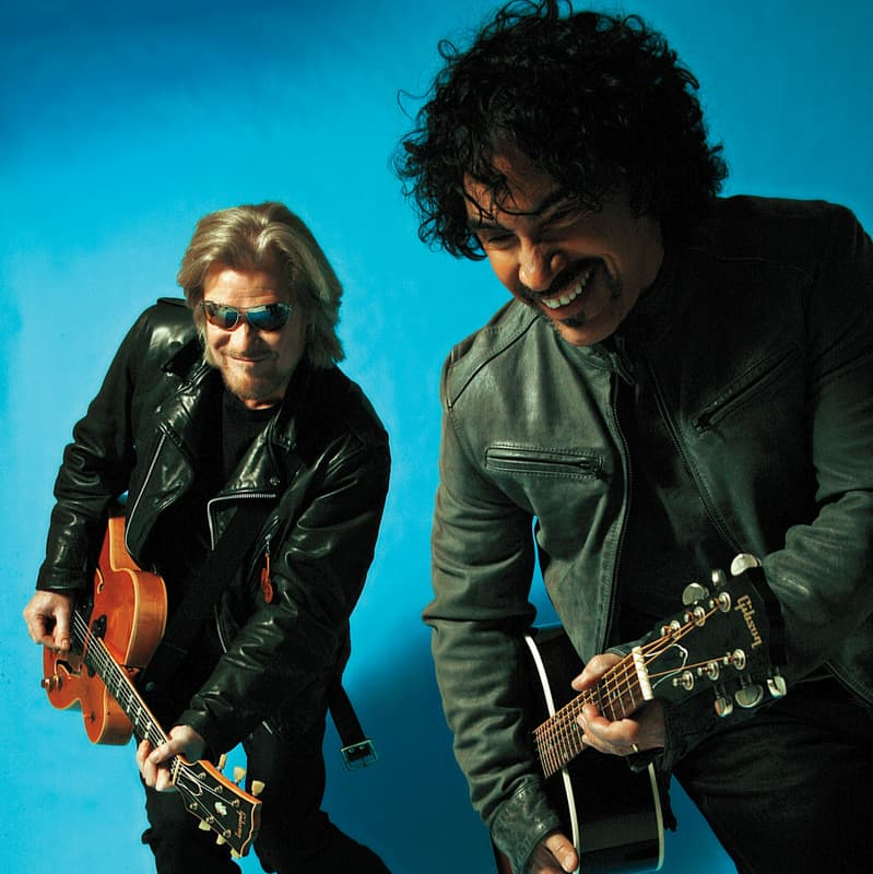 Daryl Hall & John Oates - Mega Jukebox Collection