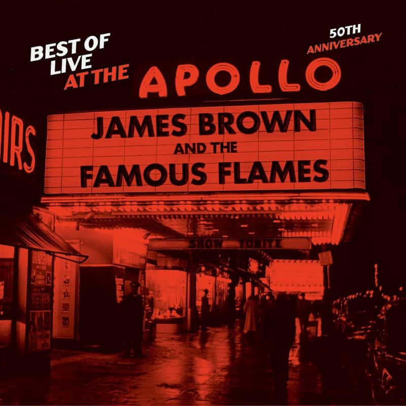 James Brown | Concert Man to Man: Live at the Apollo '68 | 15+
