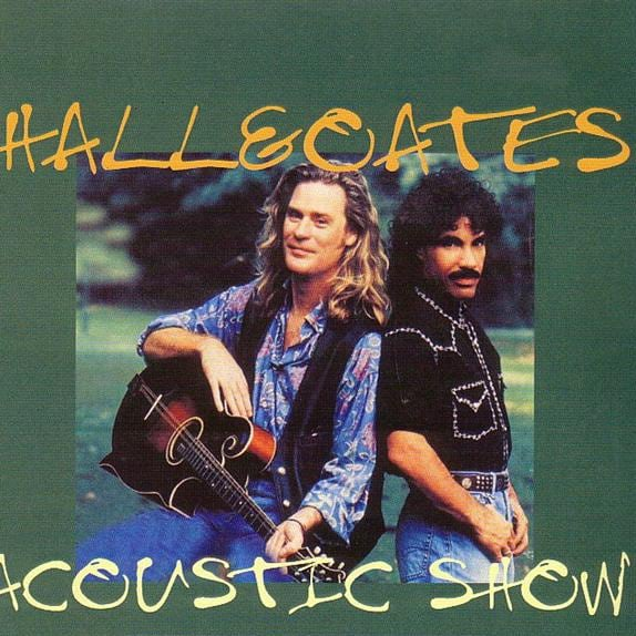Hall & Oates - Acoustic Show 1991
