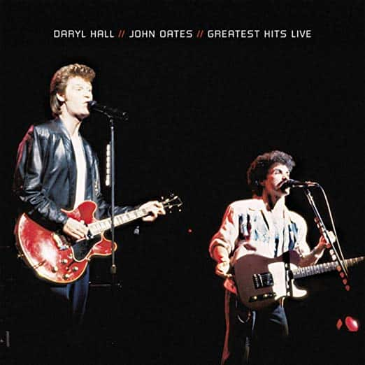 Daryl Hall & John Oates | Mega Live Jukebox Collection