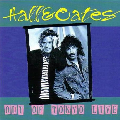 Hall & Oates - Concert Out of Tokyo 1988