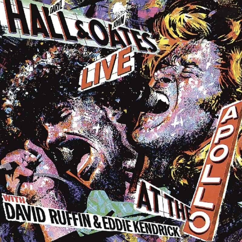 Daryl Hall & John Oates | Concert Big Bam Boom Tour: Live at the Apollo Theater '85