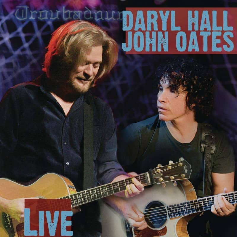 Hall & Oates - Live at the Troubadour -2008