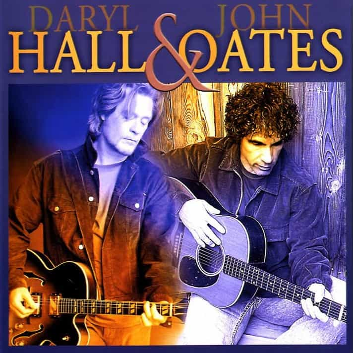 Daryl Hall & John Oates | Concert Do It for Love Tour: Live in New York '03