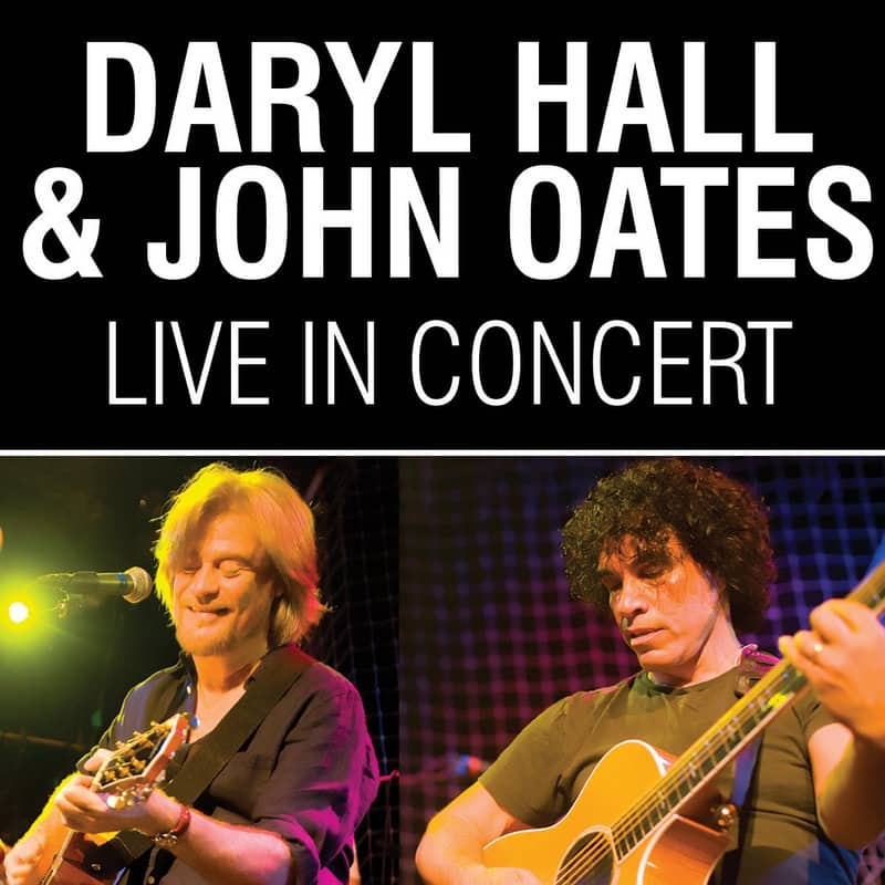 Hall & Oates - Live in Sydney 2012