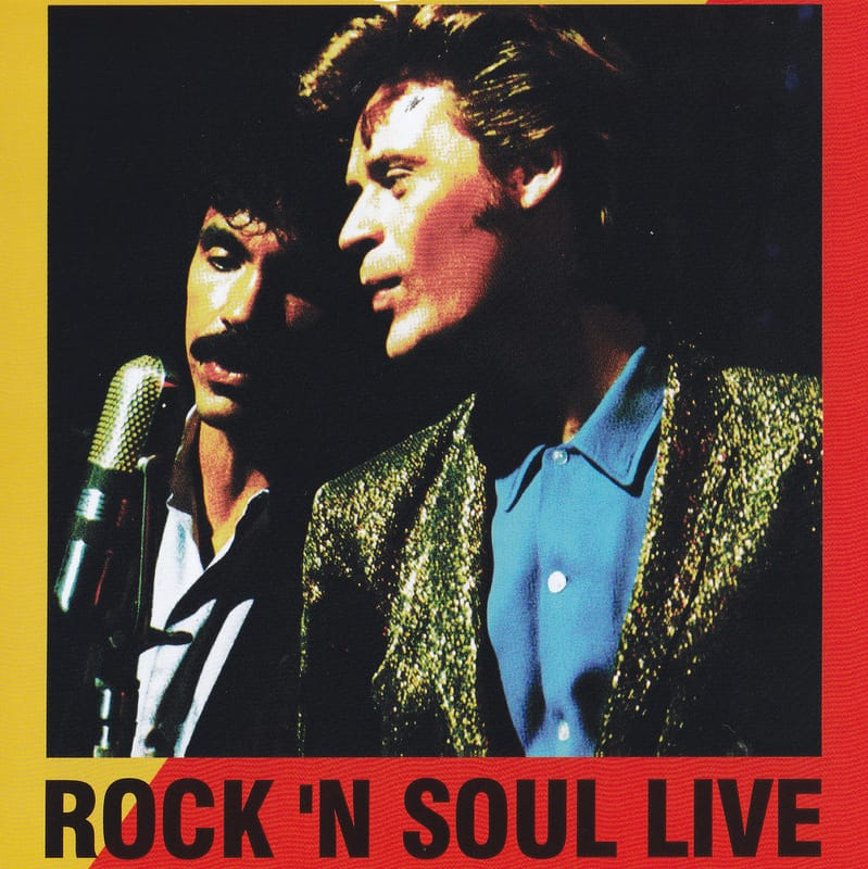 Hall & Oates - Rock 'n' Soul Live 1983