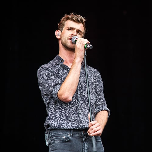 Josef Salvat - Concert Night Swim Tour- Live at Main Square Festival 2015