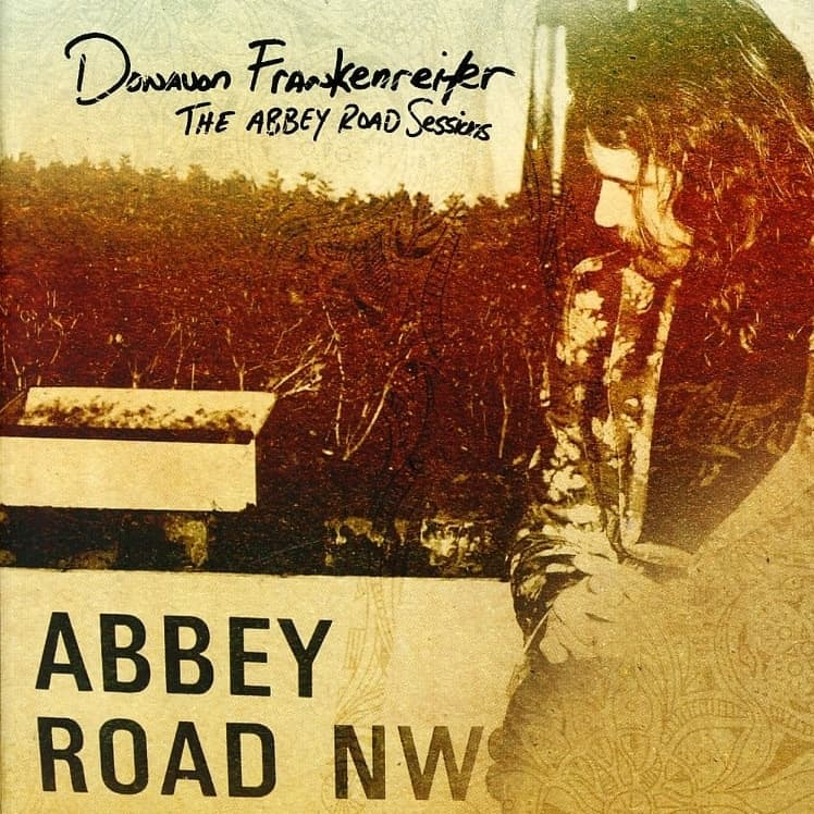 Donavon Frankenreiter - The Abbey Road Sessions - 2006