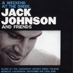 Jack Johnson | Konzert In Between Dreams Summer Tour: Live @ The Greek '05