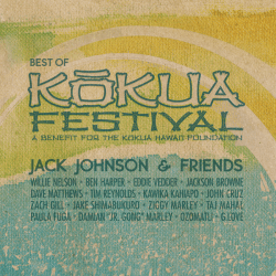 Jack Johnson | Konzert Sleep Through the Static Tour: Live @ Kōkua Festival '08