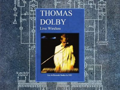 Thomas Dolby - The Golden Age of Wireless Tour- Live Wireless 1983