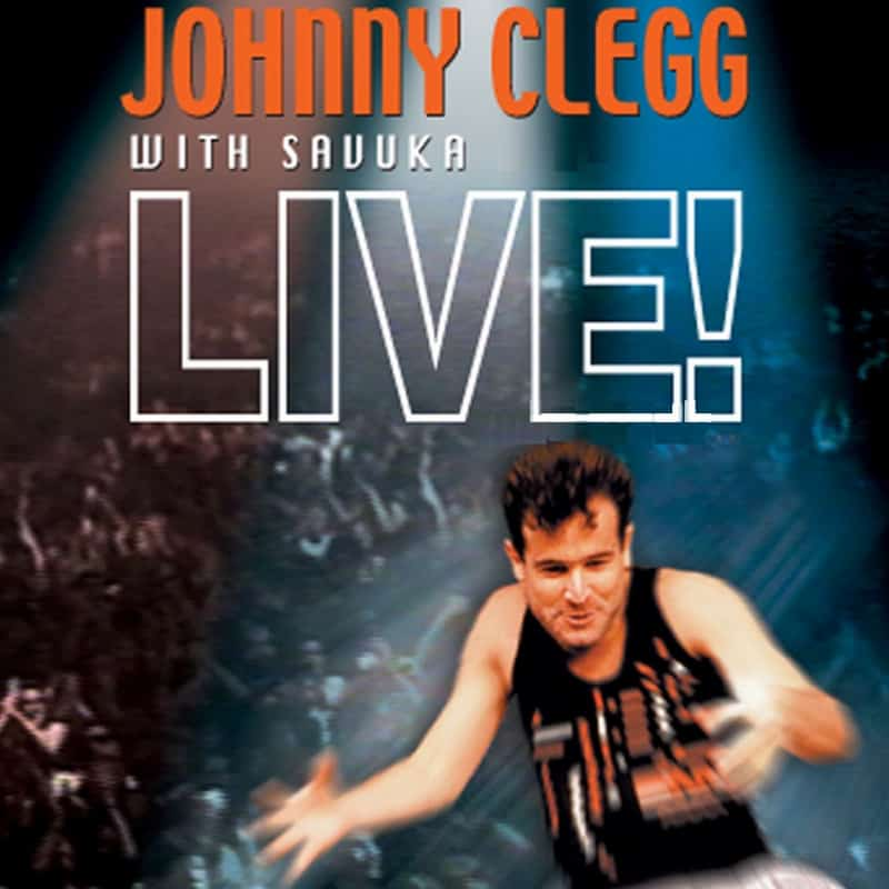 Johnny Clegg & Savuka - Concert Live in Paris 1990