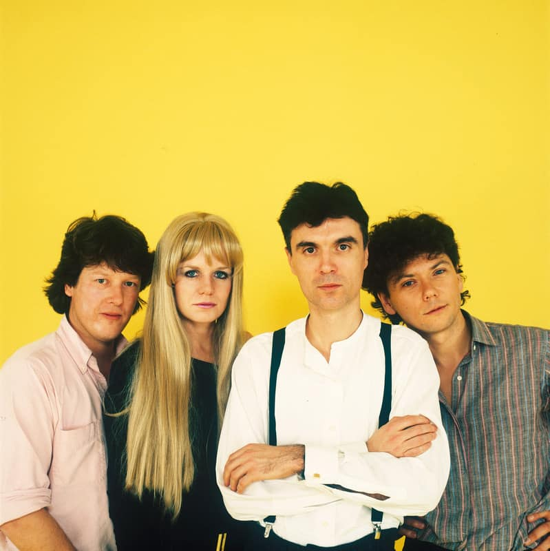 Talking Heads - David Byrne - Catalogue
