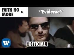 Faith No More – Evidence