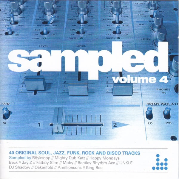 Sampled, Volume 4 - 2003
