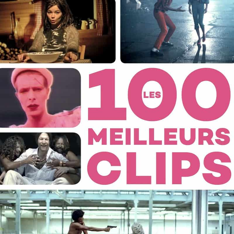 Les Inrocks | 100 Best Music Videos of All Times | Jukebox Selection | 15+