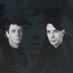 Lou Reed & John Cale | Songs for Drella – 1990