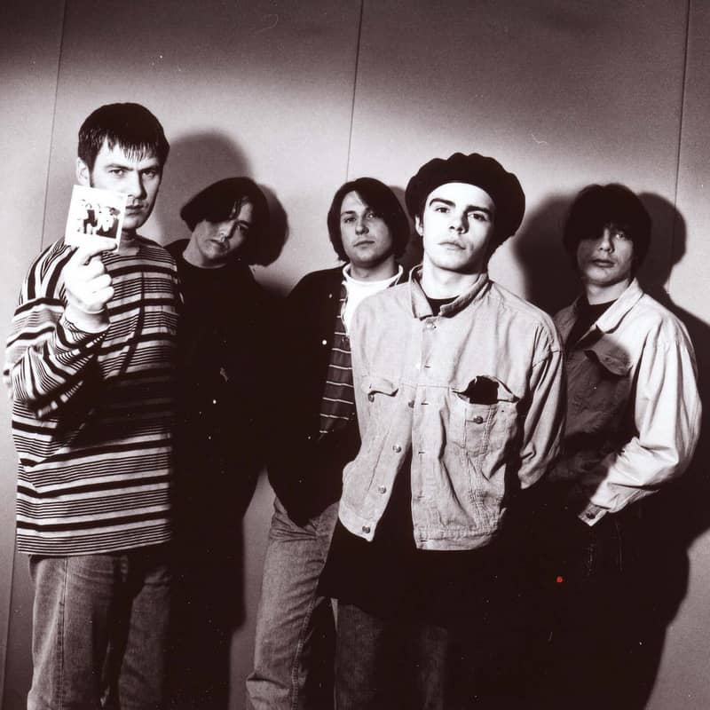 The Charlatans (UK) - Best of 90-17