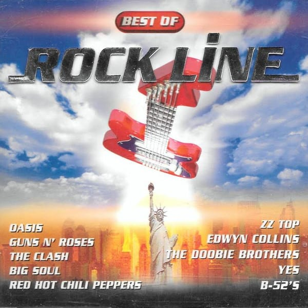 Rockline - Best of Rockline, Vol. 1 & 2 - 1996