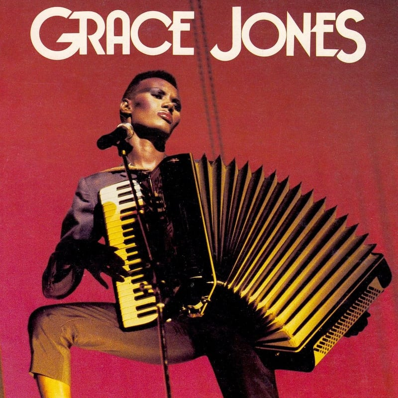 Grace Jones | Concert Living My Life Tour: A One Man Show '82