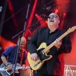 Pixies | Konzert Head Carrier Tour: Live @ Paléo Festival '17 | 15+