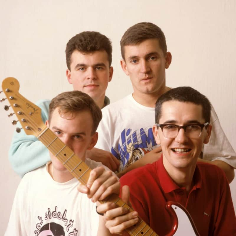 The Housemartins - Happy Days- the Dream Album, 1984-1988
