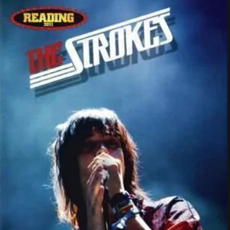 The Strokes - Angles Tour- Live at Reading Festival 2011