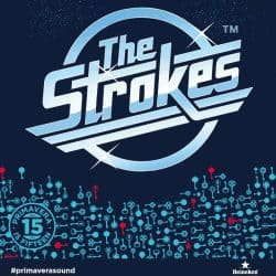 The Strokes | Concert Comedown Machine Tour: Live @ Primavera Sound Festival '15 | 15+