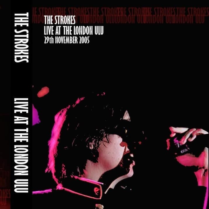 The Strokes - First Impressions of Earth Tour- Live at London University 2005