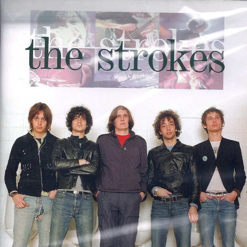 The Strokes - First Impressions of Earth Tour- Live at Montreux Jazz Festival 2006