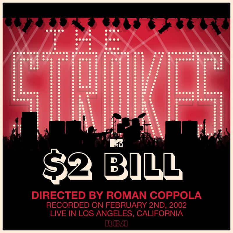 The Strokes - Is This It Tour- Live at MTV $2 Bill 2002