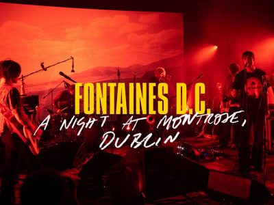 Fontaines D.C - Concert A Hero's Death Tour- A Night at Montrose 2020