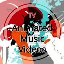 Potoclips.com TV: Animated Music Videos Channel   15+