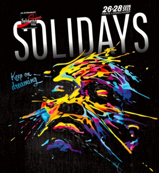 Solidays | '15 | 17th | June, 26th – 28th