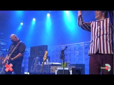 Triggerfinger – I Follow Rivers – Lowlands 2012 – (Live)