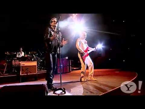 U2 – Even Better Than the Real Thing (360° Denver PRO-SHOT) – (Live)