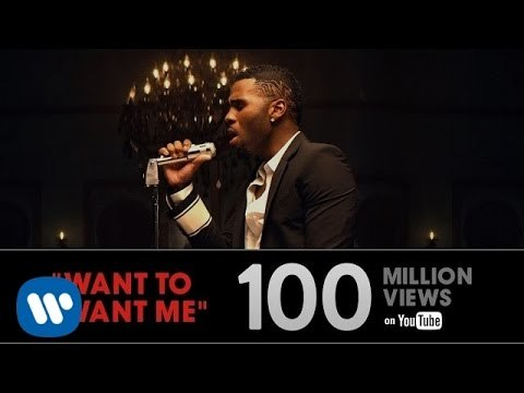 """Jason Derulo – """"Want To Want Me"""" – YouTube"""