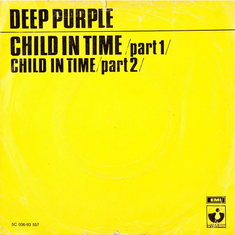 Deep Purple | Child in Time – 1972
