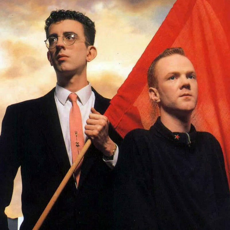 The Communards | Zoom 85-88
