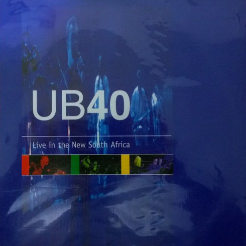 UB40 - Live in the South Africa 1994