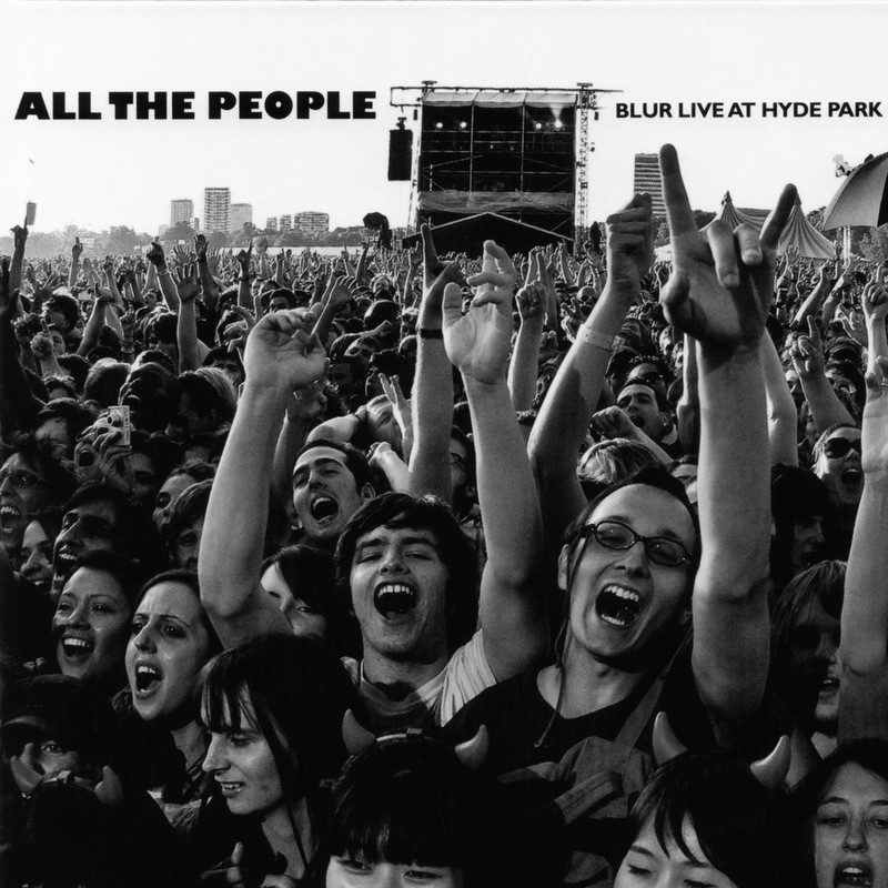Blur | All the People: Blur Live at Hyde Park '09