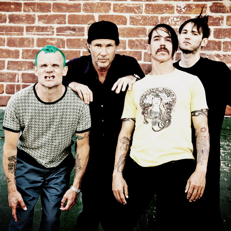 Red Hot Chili Peppers | Zoom 87-12