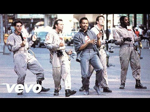 Ray Parker Jr. – Ghostbusters – YouTube