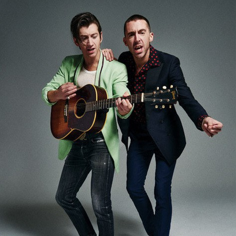 The Last Shadow Puppets - Zoom 08-16