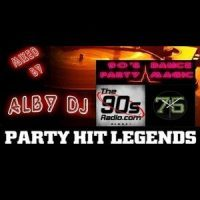 Party Hit Legends #75 – The Best 90's Hits Songs by Alby | Mixcloud